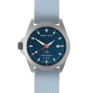 Carolina Blue Dive Strap