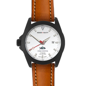 Cognac Leather Strap