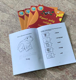 Siruvar Tamil Children Activity Book