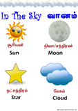Tamil Learning Made Easy Printables Set 3