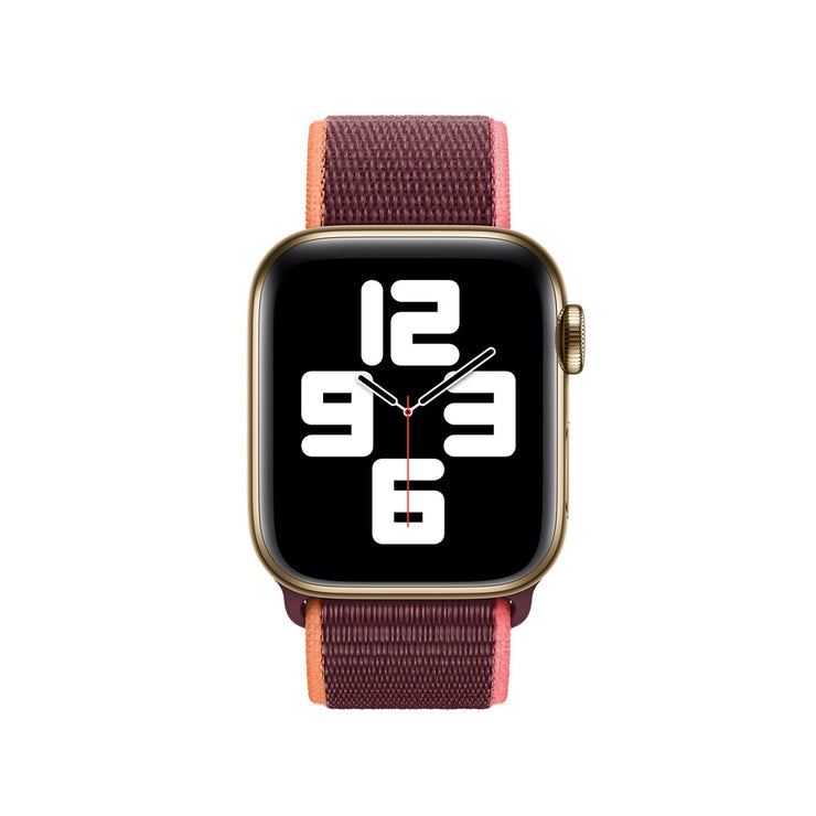 Szilva Szövet Apple Watch szíj