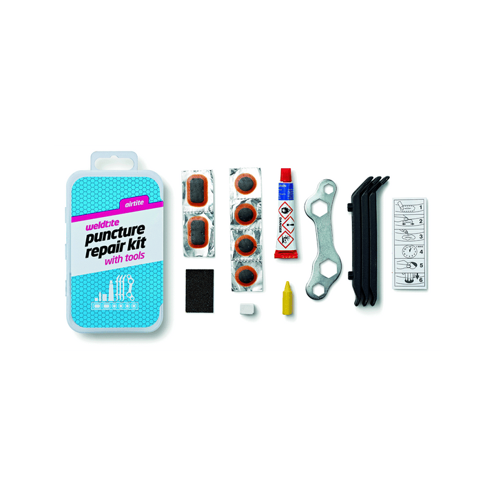 CCC Puncture Kit + Tools
