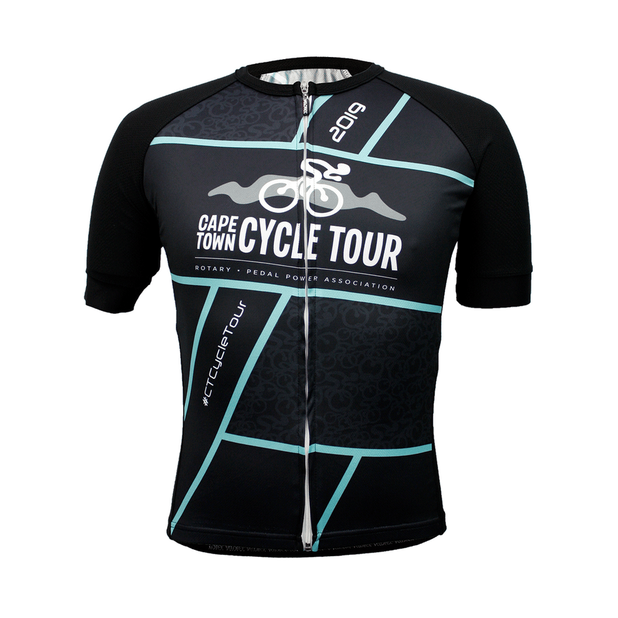 Cycle Tour Cycling Jersey Mens Vento/PV