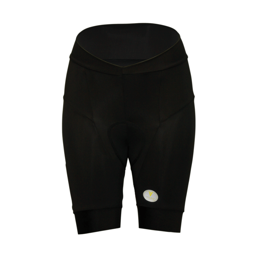 Cycling Shorts Ladies Yellow Label