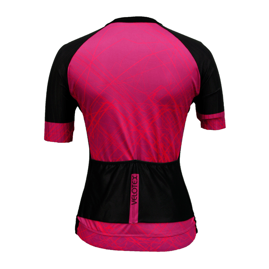 Electro Cycling Jersey Ladies Vento/PV