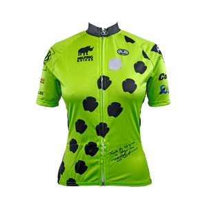 Helping Rhinos Cycling Jersey Ladies Vento