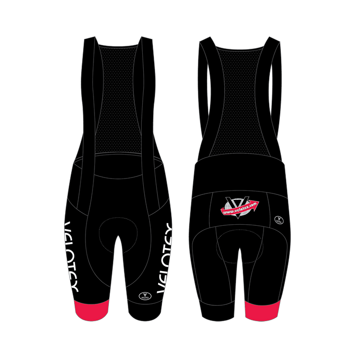 VT3 Cycling Bib Shorts Mens Red Label