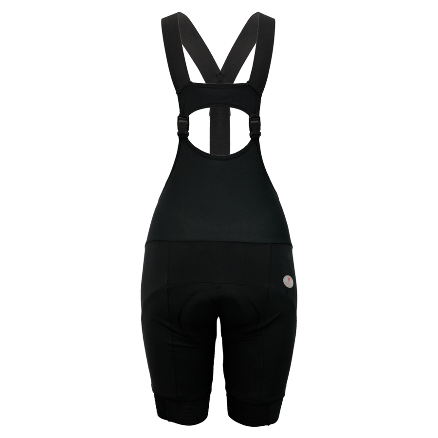 Cycling Bib Shorts Ladies Red Label