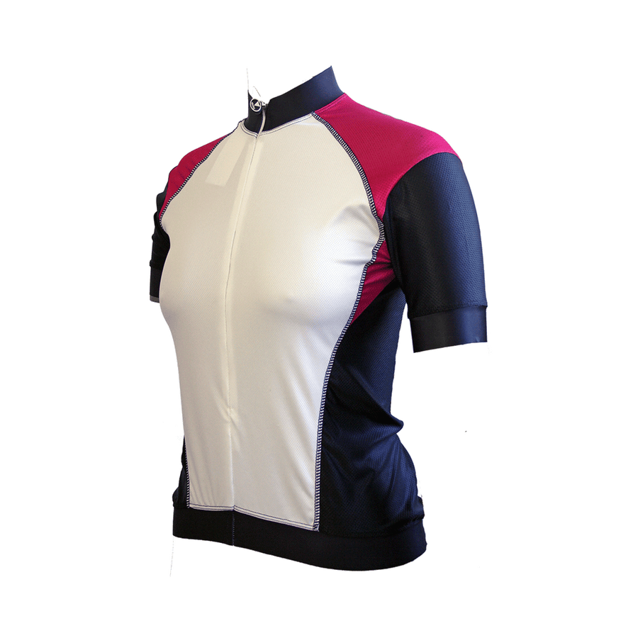NanoRush 1 Cycling Jersey Ladies Vento/PV