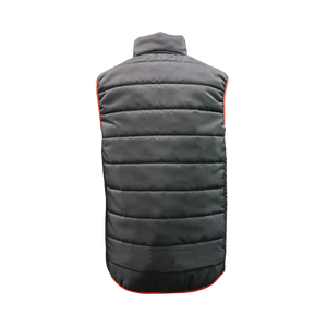 PCSA Cape Puff Gilet Mens Black