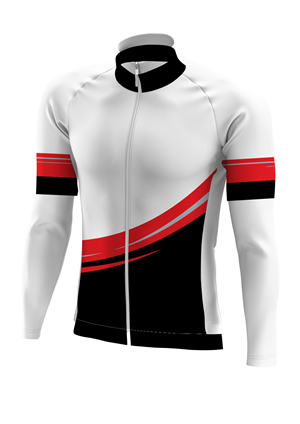 Cycling 06 Long Sleeve Jersey. (x 3)