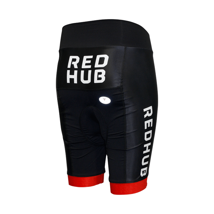 Redhub Cycling Shorts Ladies Red Label