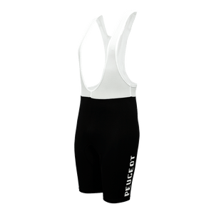 Peugeot Retro Cycling Bib Shorts Mens