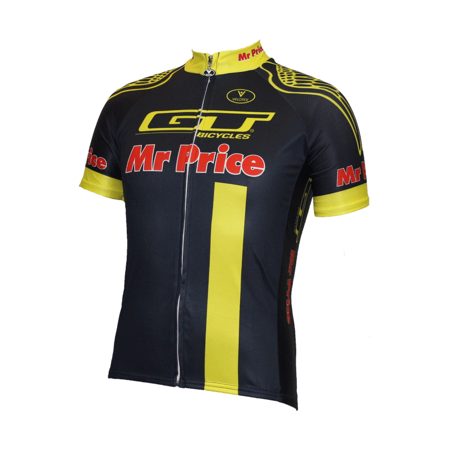 GT Mr Price Cycling Jersey Mens Vento/PV