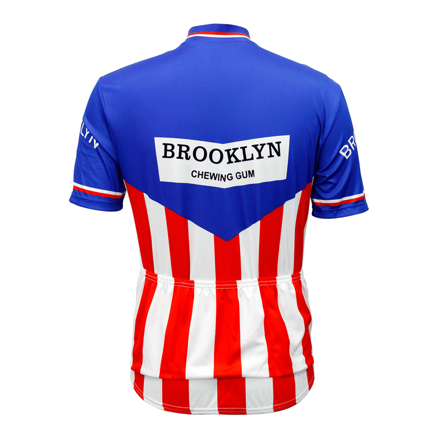 Brooklyn Retro Cycling Jersey Vento