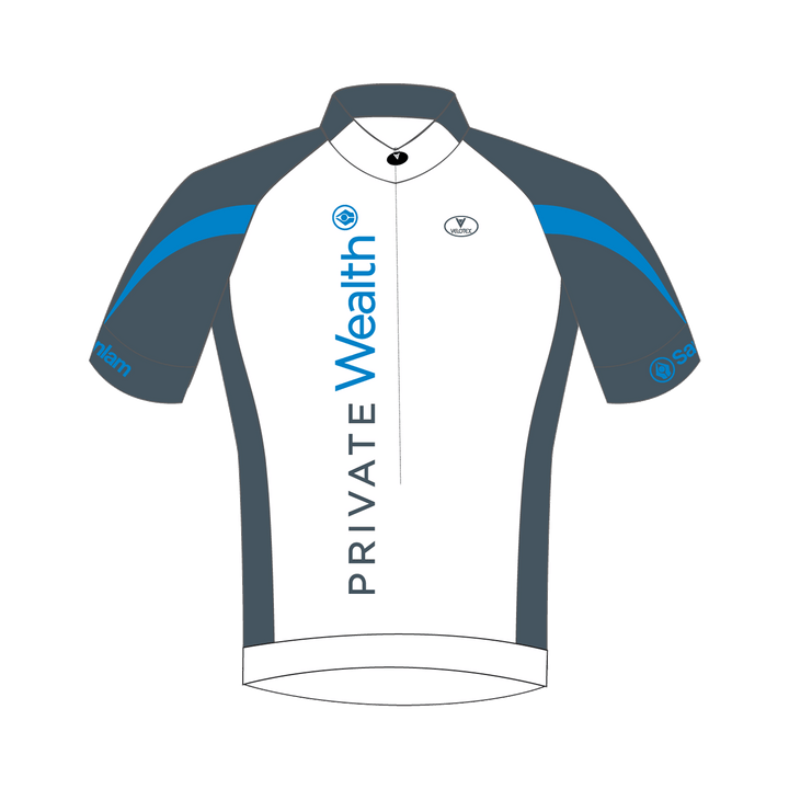 Sanlam Cycling Jersey Mens Vento/PV