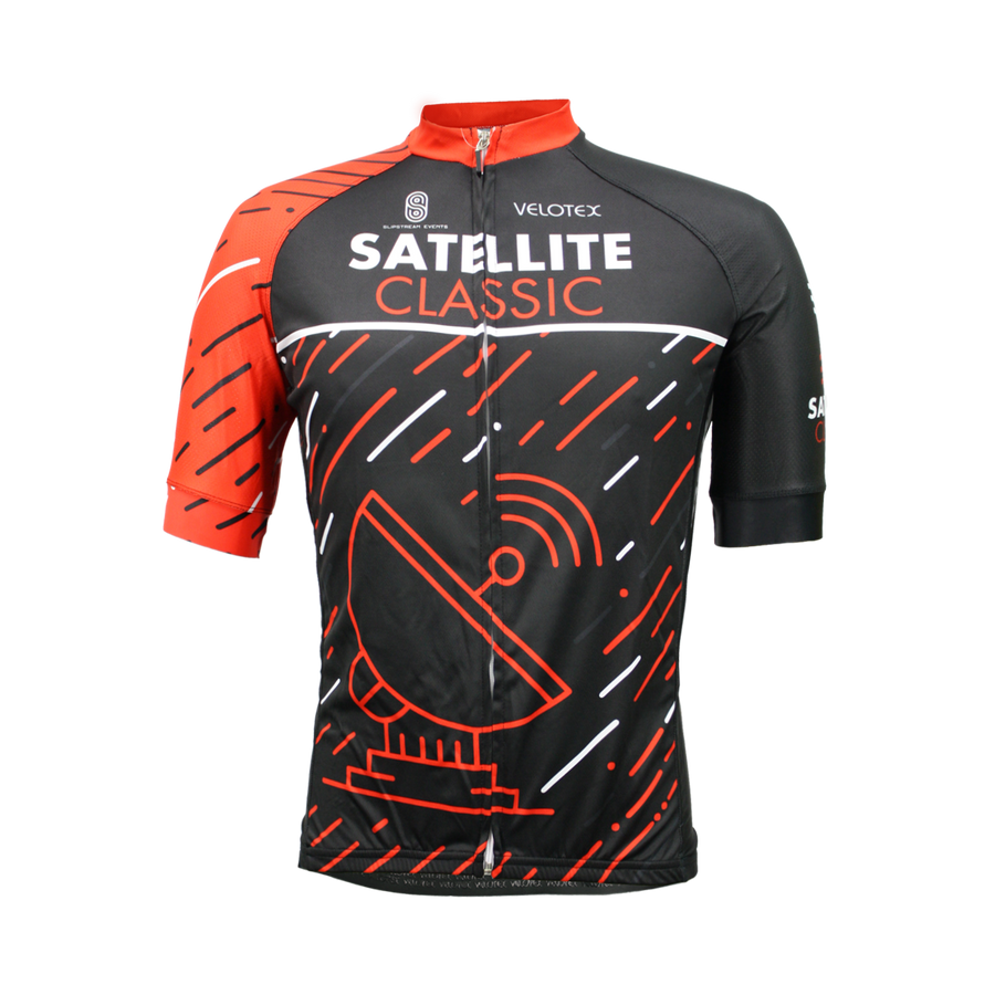 Satellite Classic Cycling Jersey Mens Vento/PV