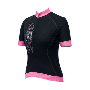 Adrenalin1 Cycling Jersey Ladies Vento/PV Pink