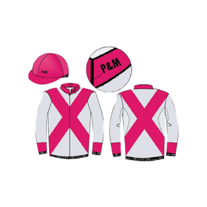 Peter & Millard Jockey Rainsilks KlimaX + Cap