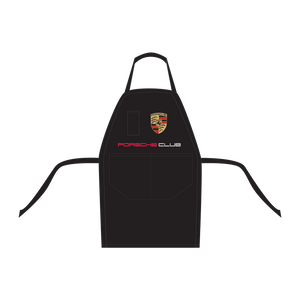Porsche Club Butcher Apron