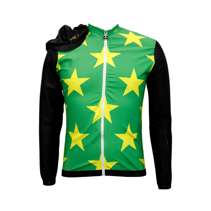 MJ Jooste Jockey Rainsilks Exotex + Cap