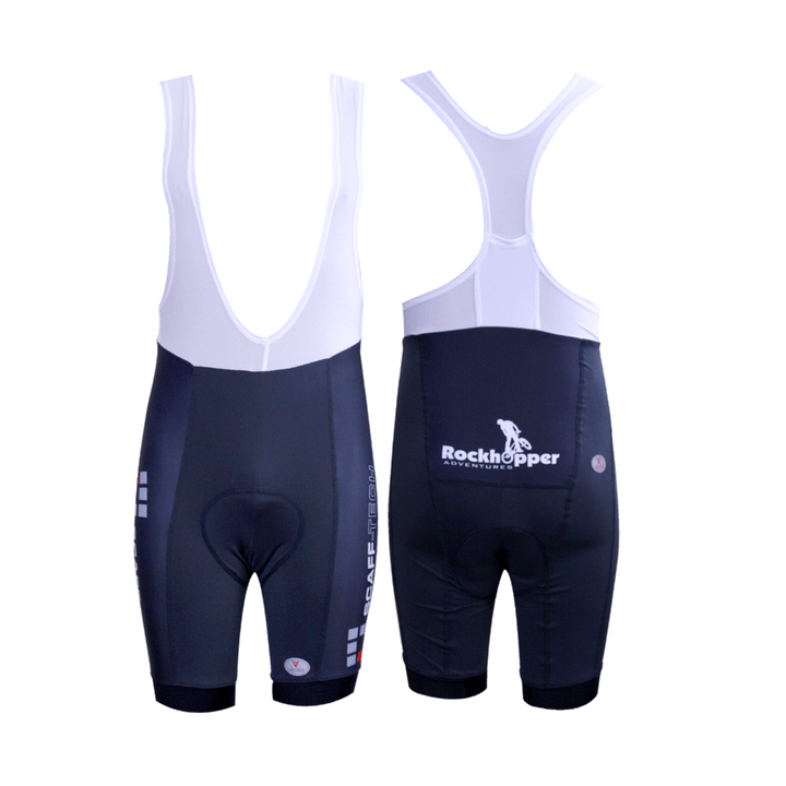 Rockhopper Cycling Bib Shorts Ladies Red Label