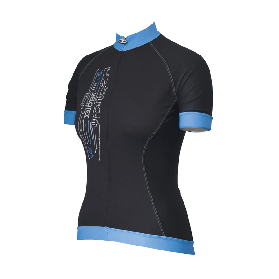 Adrenalin1 Cycling Jersey Ladies Vento/PV Cyan