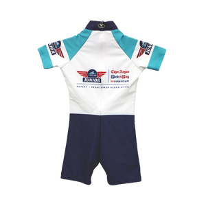 Cycle Tour Kiddies SPF Skinsuit