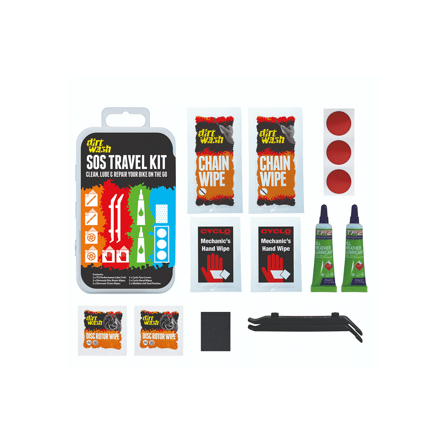 Dirtwash SOS Travel Kit