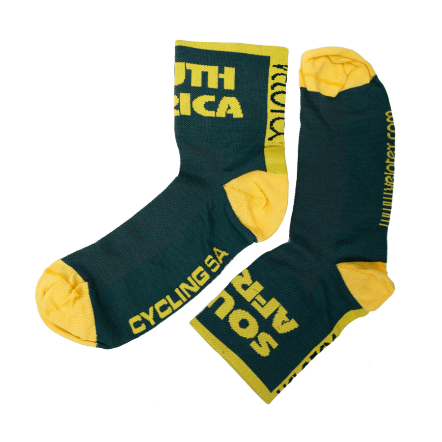 South Africa Cycling Socks