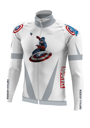 Cycling 03 Long Sleeve Jersey. (x 2)