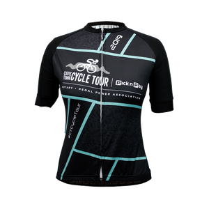 Cycle Tour Cyling Jersey Ladies Vento/PV