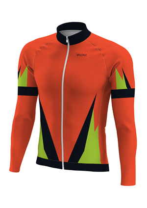 Cycling 03 Long Sleeve Jersey. (x 5)