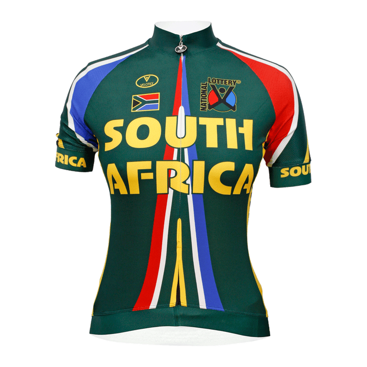 South Africa Cycling Jersey Ladies Vento/PV
