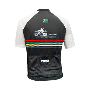 2020 Cycle Tour Jersey Mens Vento