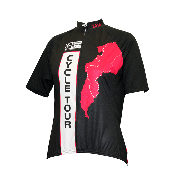 2014 Cycle Tour Cycling Jersey Ladies Vento