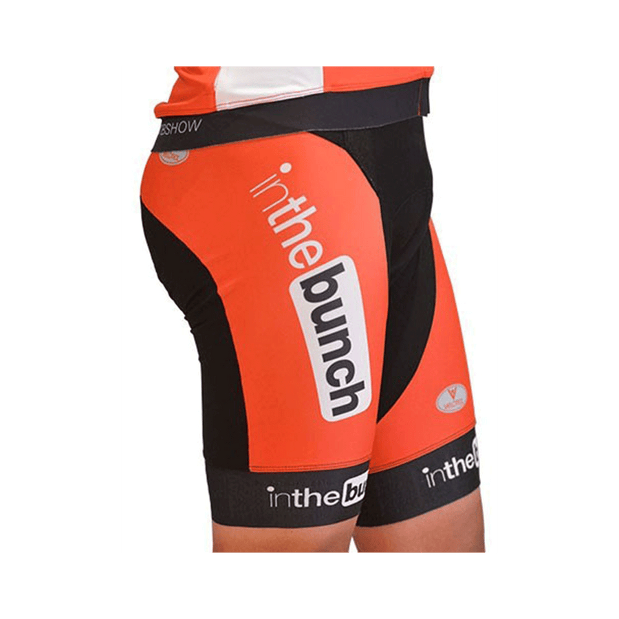 InTheBunch Cycling Bib Shorts Mens Red Label