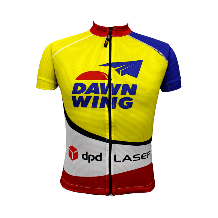 Dawn Wing Cycling Jersey Mens Vento