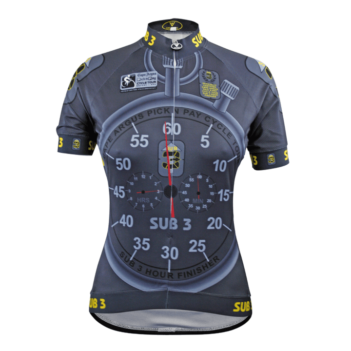 Sub 3 Cycling Jersey Ladies Vento/PV