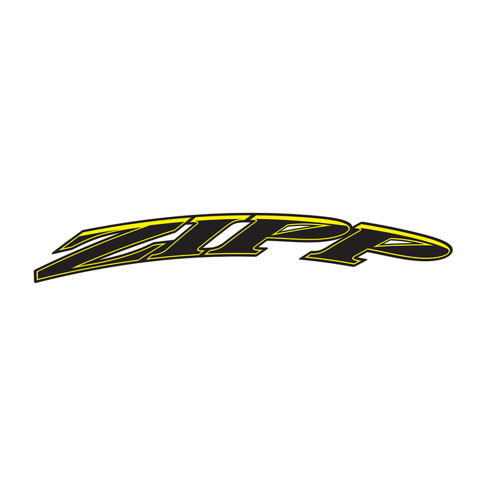 Zipp Wheelset Vinyl Decal Set