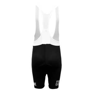 Lejeune Retro Cycling Bib Shorts Mens