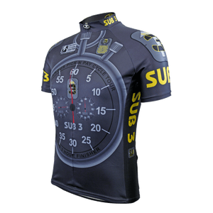 Sub 3 Cycling Jersey Mens Vento/PV