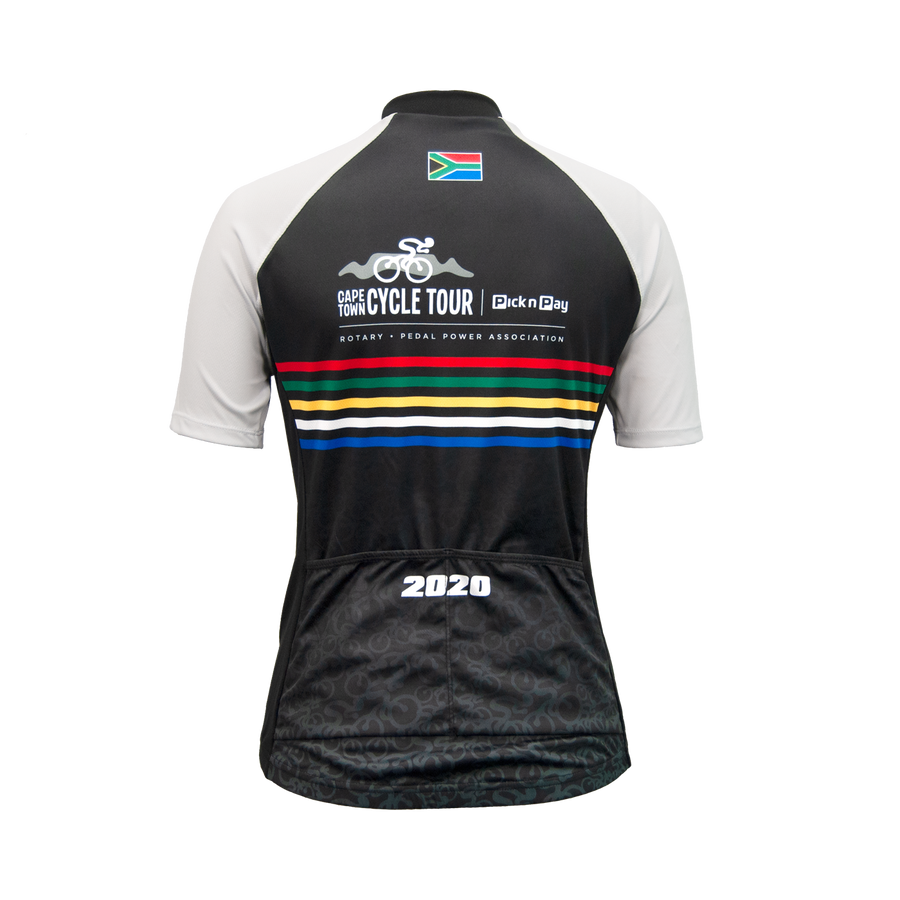 2020 Cycle Tour Jersey Ladies Vento