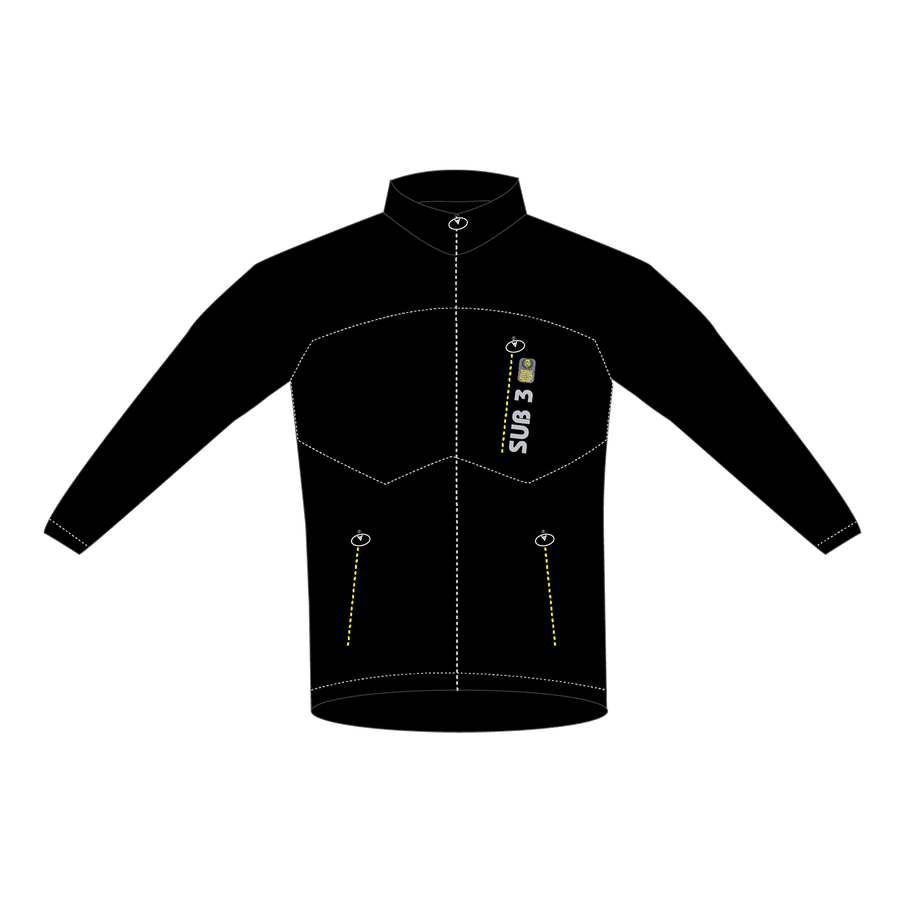 Sub 3 Rally Jacket Mens TrimaX