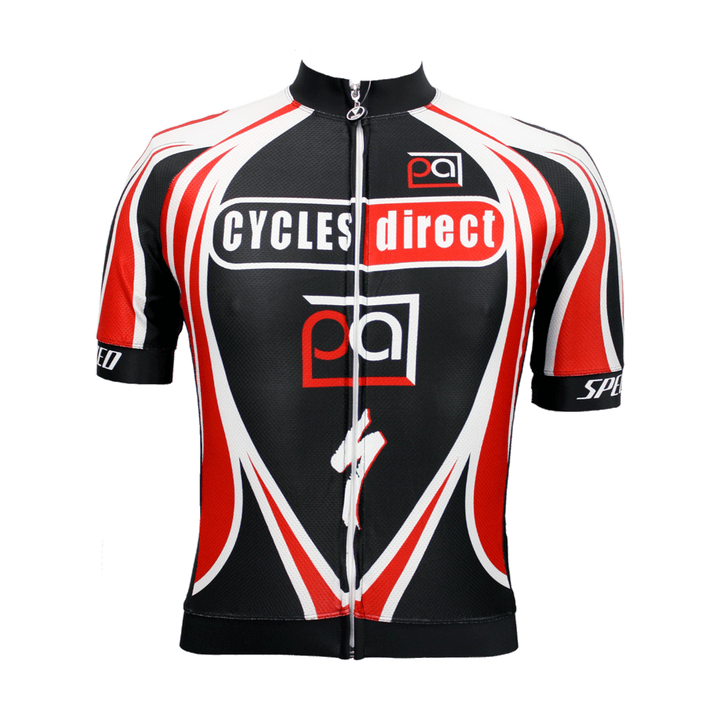Cycles Direct Cycling Jersey Mens Polyvent