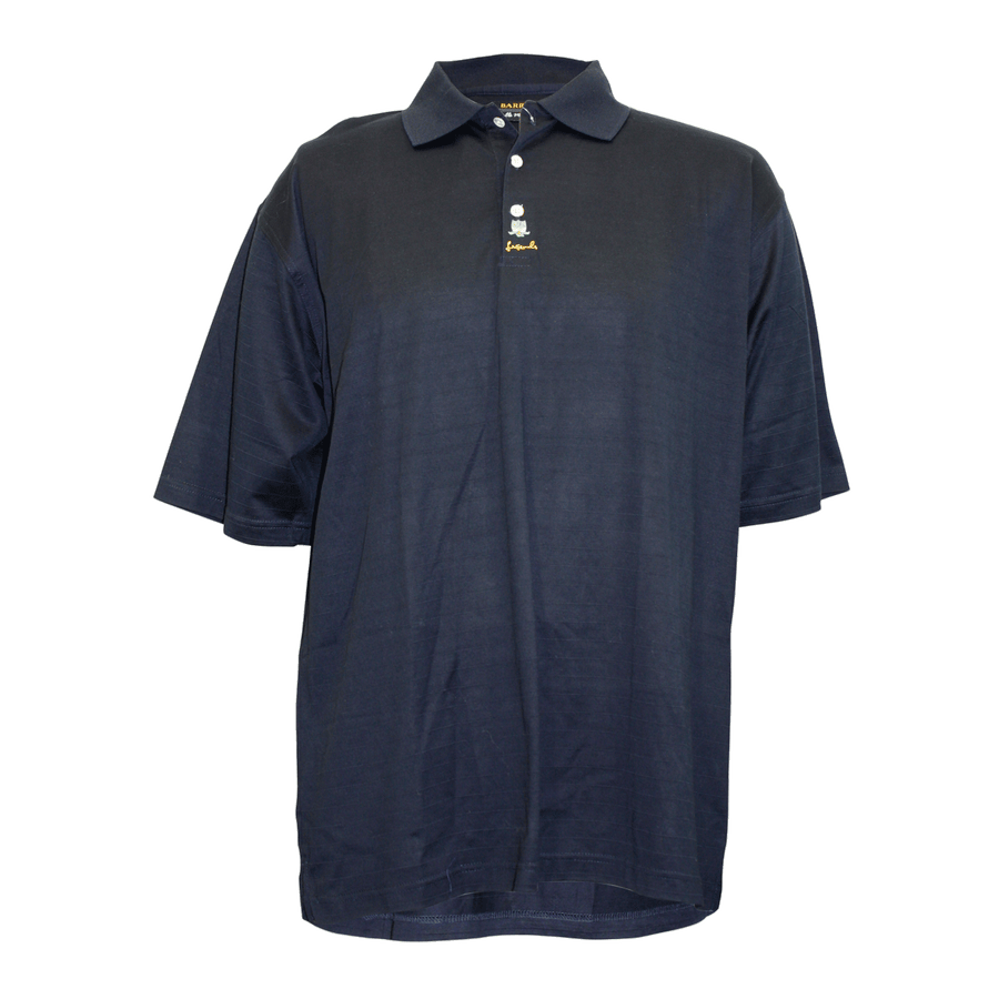 Legends Of The Pedal Golf Shirt Mens Cotton