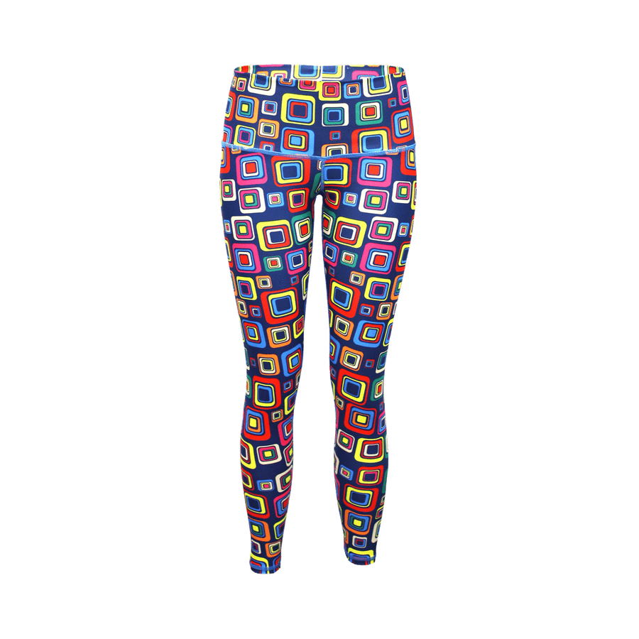 Geometric Lds Fitness Bottoms Lycra