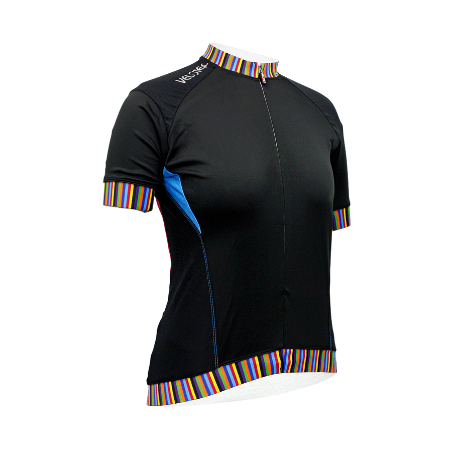 Techno 1 Cycling Jersey Girls Vento/PV