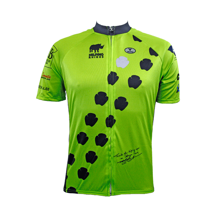 Helping Rhinos Cycling Jersey Mens Vento