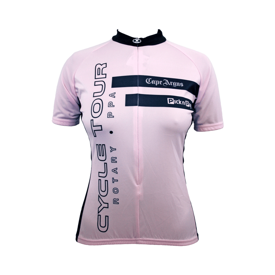2013 Cycle Tour Cycling Jersey Ladies Vento